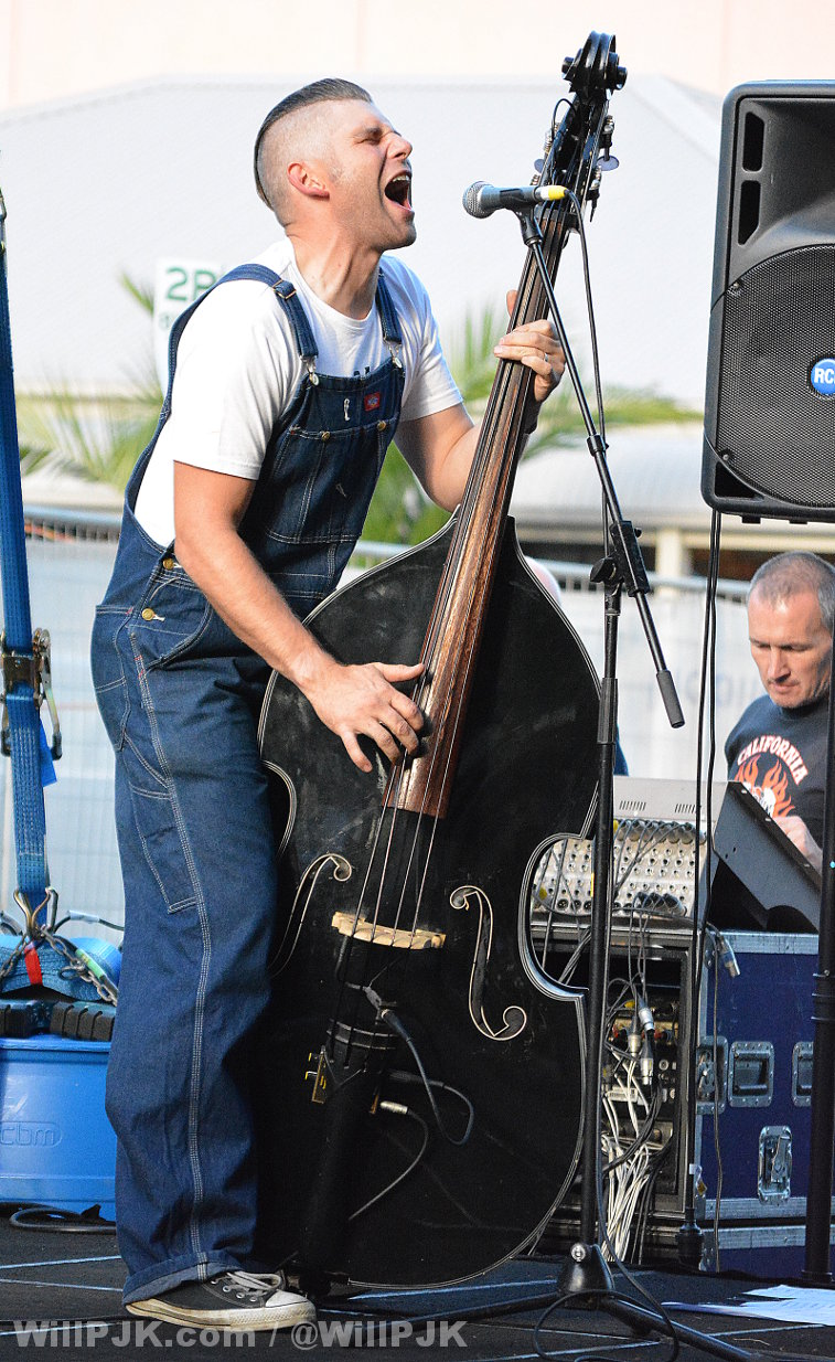 rock-a-jerry double bass william pj kulich