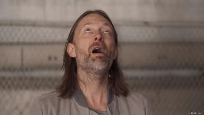 thom yorke daydreaming willpjk.com